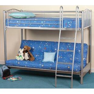 Norma Single Futon Bunk Bed