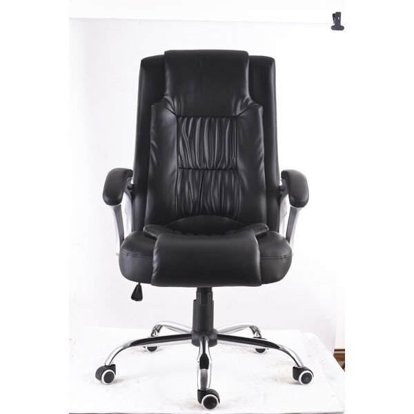 High Back Executive Ergonomic Office Chair by Symple Stuff