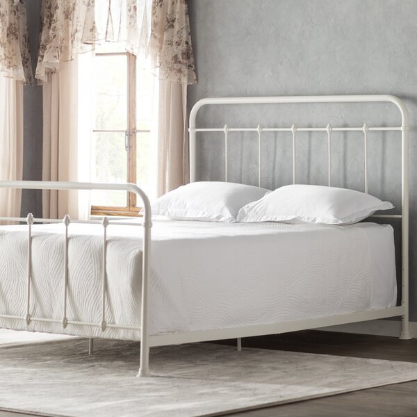 Alioth Queen Panel Bed by Mercury Row