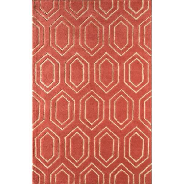 Graceland Hand-Tufted Sorbet Area Rug by Mercer41