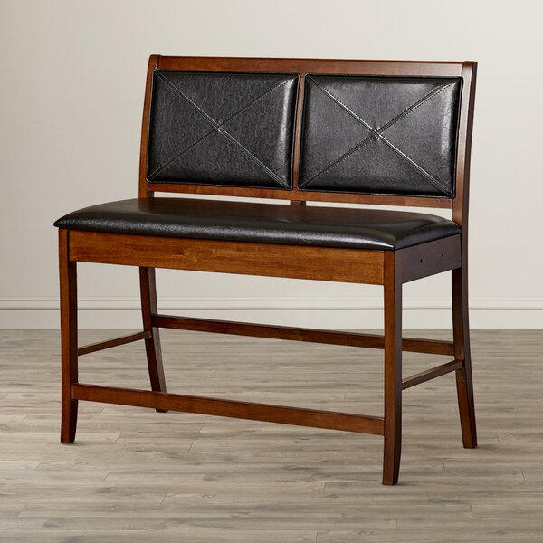Schilling Upholstered Bench (Set of 2) by Red Barrel Studio
