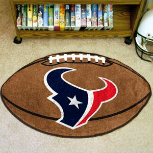NFL - Houston Texans Football Mat by FANMATS