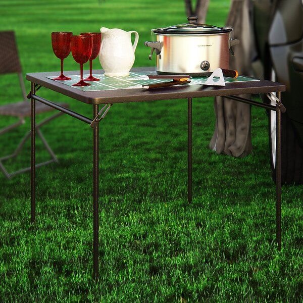 Hammond Metal Camping Table by Charlton Home Charlton Home