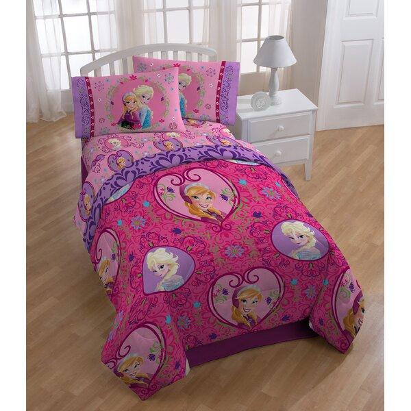 Frozen Friendship Midweight Down Alternative Comforter by Disney
