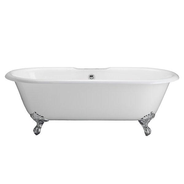 67 x 31 Freestanding Soaking Bathtub by Cahaba Classics