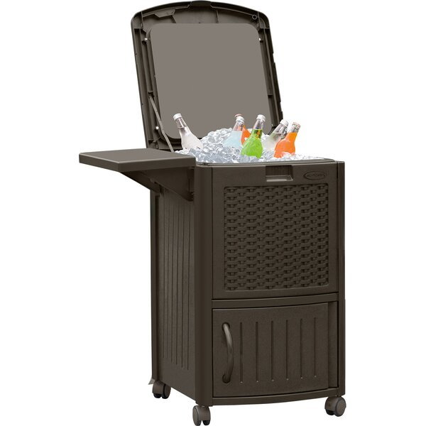 77 Qt. Patio Cooler by Suncast