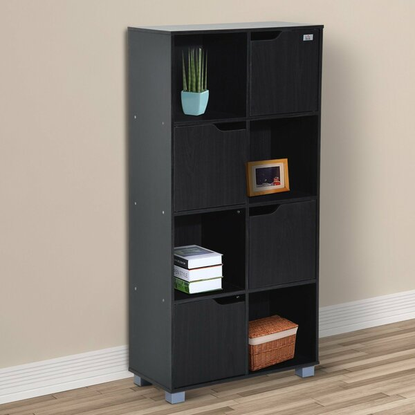 Mcauley 8 Storage Shelf Organizer Cube Unit Bookcase by Ebern Designs
