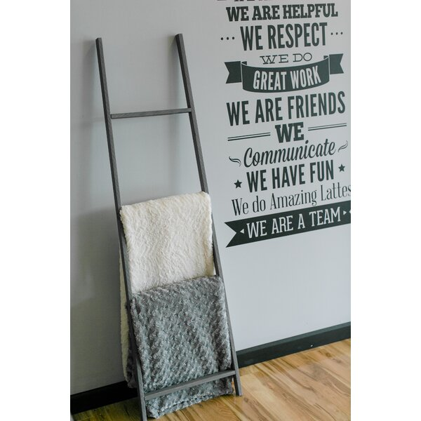 Rustic 5 ft Decorative Ladder by Birch Lane™