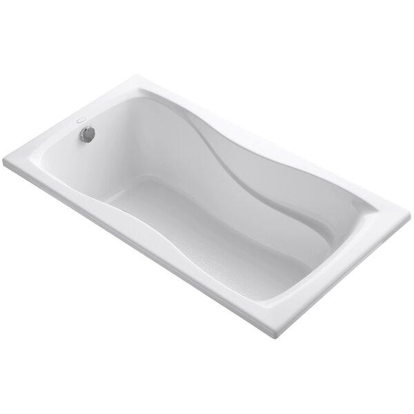 Hourglass 60 x 32 Soaking Bathtub by Kohler