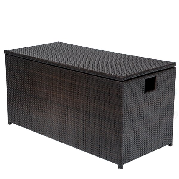 Wicker Deck Box by TK Classics TK Classics