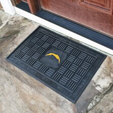 NFL - San Diego Chargers Medallion Doormat by FANMATS