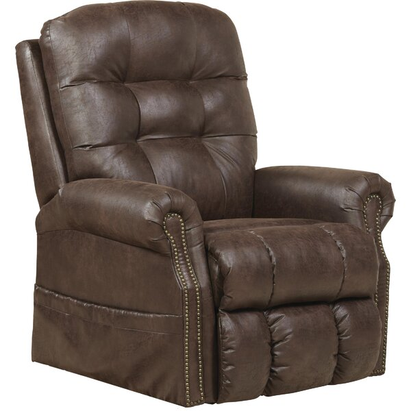 Rambert Reclining Heated Massage Chair W000656378