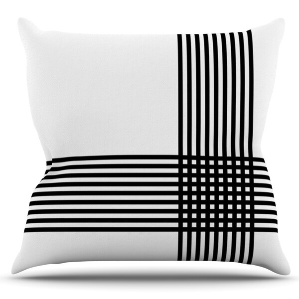 Krizanje by Trebam Outdoor Throw Pillow by East Urban Home