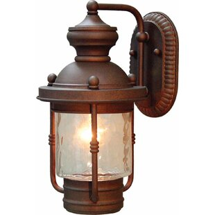 Shopping for Sterling 1-Light Outdoor Wall Lantern By Volume Lighting