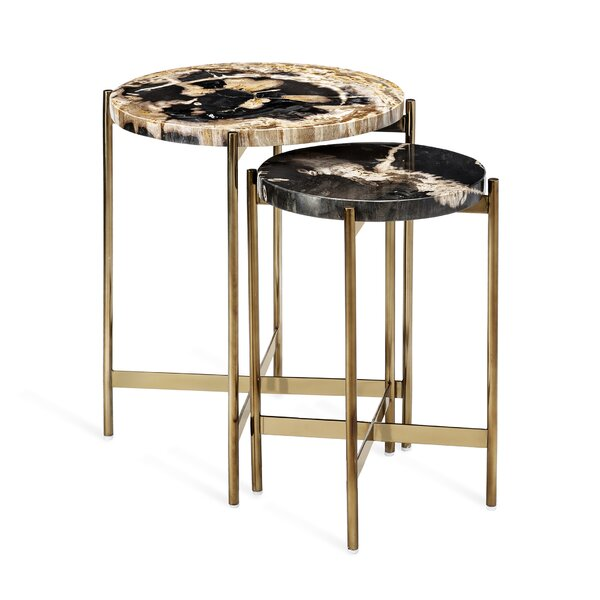 Levi 2 Piece Nesting Tables (Set Of 2) By Interlude