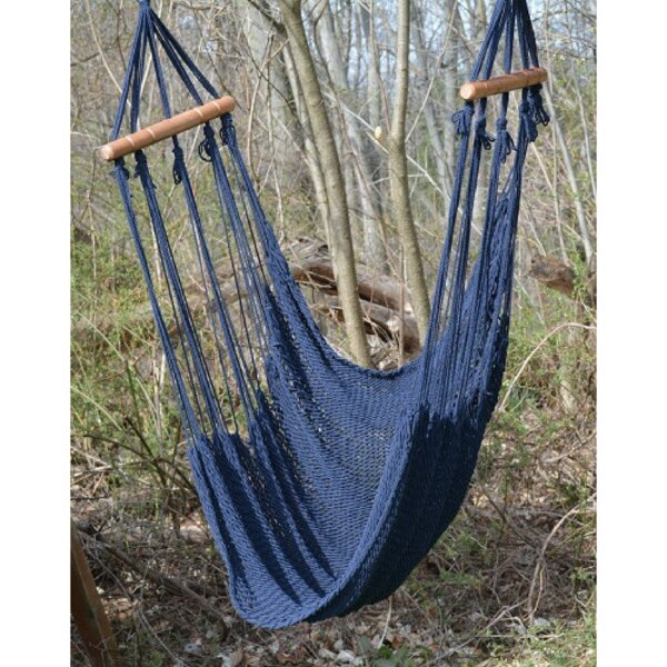 Lancashire Handwoven Chair Hammock by Freeport Park