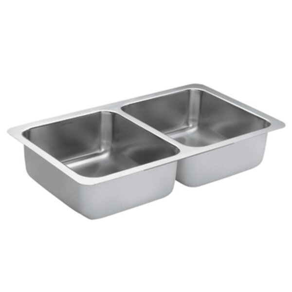 1800 Series Double Bowl Kitchen Sink