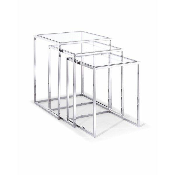 T.J. 3 Piece Nesting Tables by Orren Ellis
