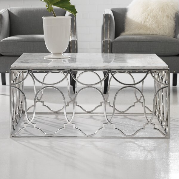 Melange Mara Coffee Table by Hooker Furniture