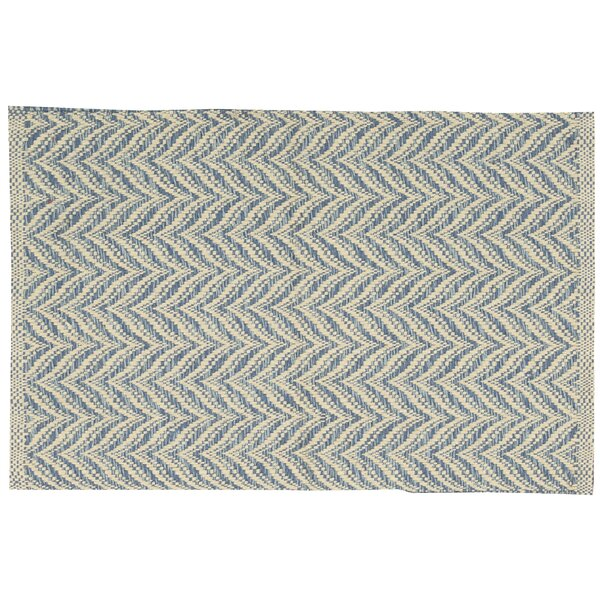 Guilford Denim/Gray Area Rug by Bay Isle Home