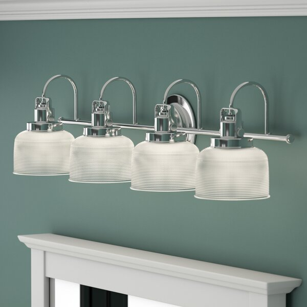 Gotha 4-Light Vanity Light by Beachcrest Home