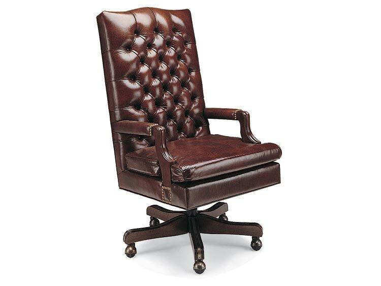 Sullivan Tilt Swivel Executive Chair By Leathercraft