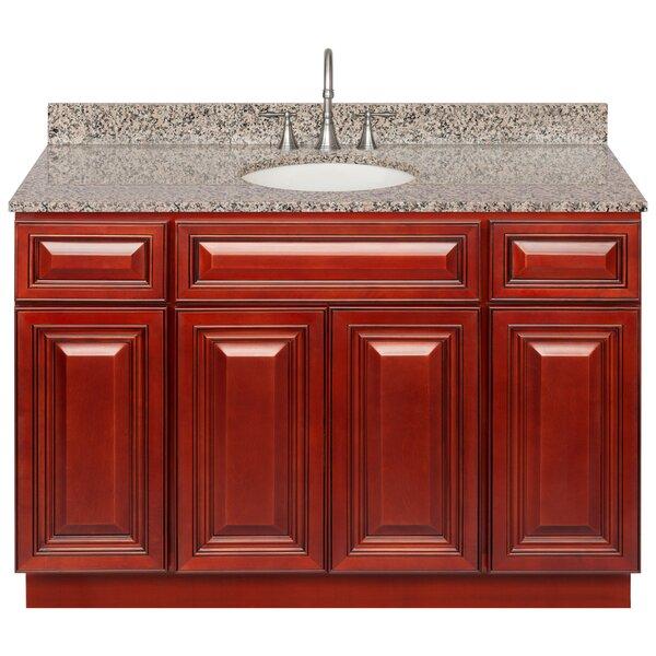 Lisdale 48 Single Bathroom Vanity Set by Charlton Home