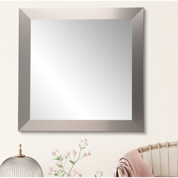 Reilly Home Accent Wall Mirror by Orren Ellis