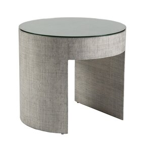 Precept Round End Table by Artistica Home
