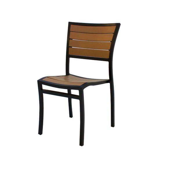 Bristol Teak Patio Dining Chair by Source Contract