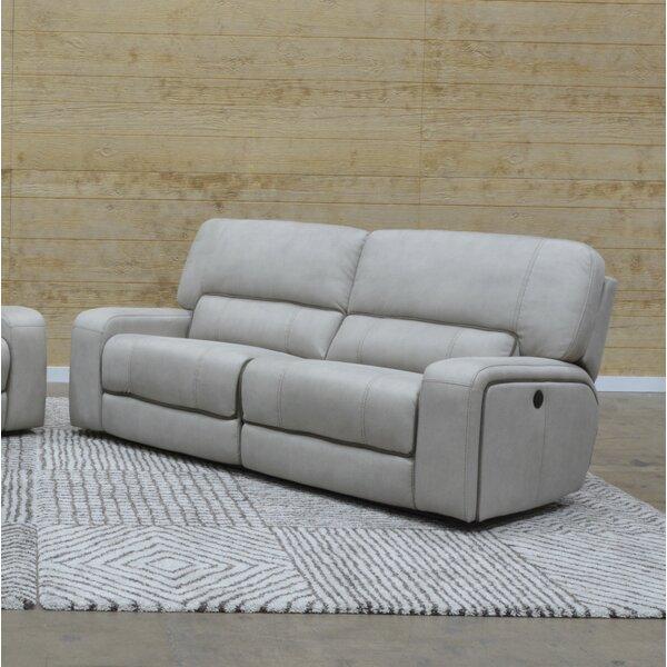Aleverson Reclining Sofa by Latitude Run