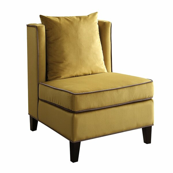 Wimberley Slipper Chair by Latitude Run