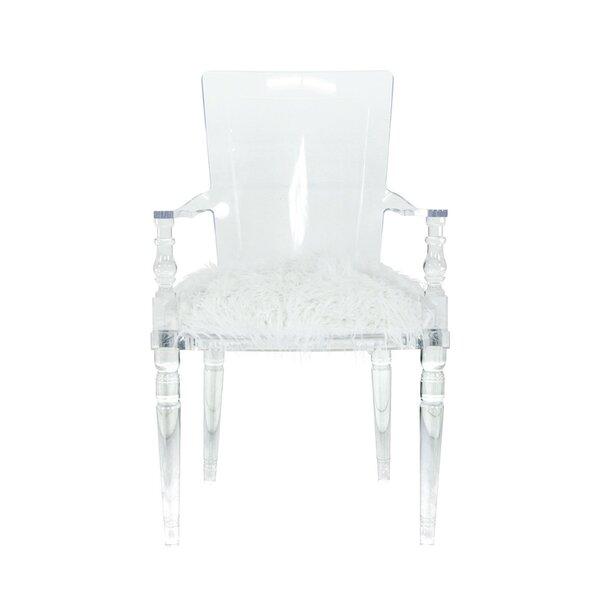 Juliette Upholstered Dining Chair by ModShop ModShop