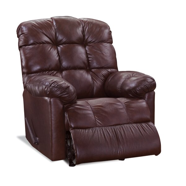 Serta Upholstery Belleville Recliner by Darby Home Co