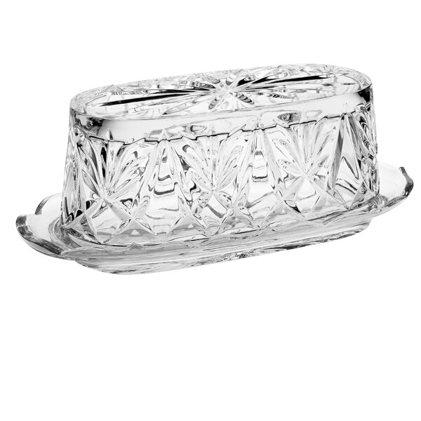 Butter Dish by Majestic Crystal