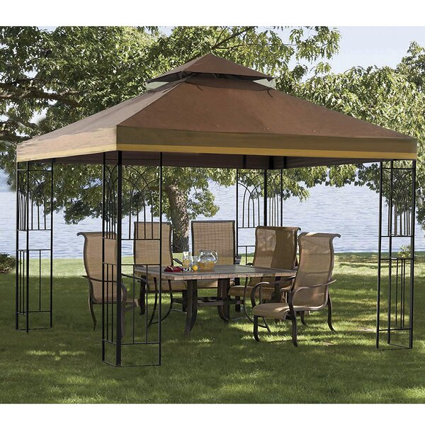 Replacement Canopy for Crawford Gazebo by Sunjoy
