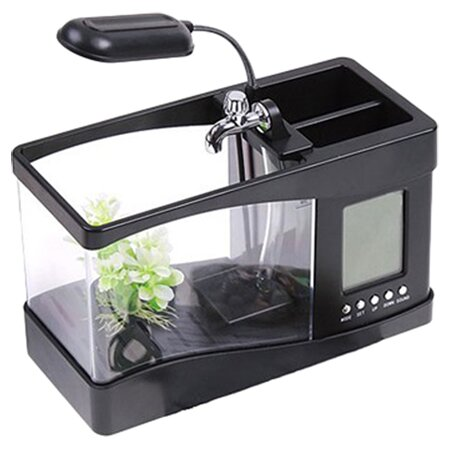 Digital Desktop Aquarium Kit by Pet Life