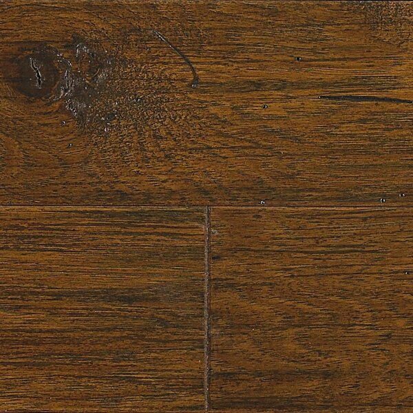 Inverness 5 Engineered Hickory Hardwood Flooring in Rye by Mannington