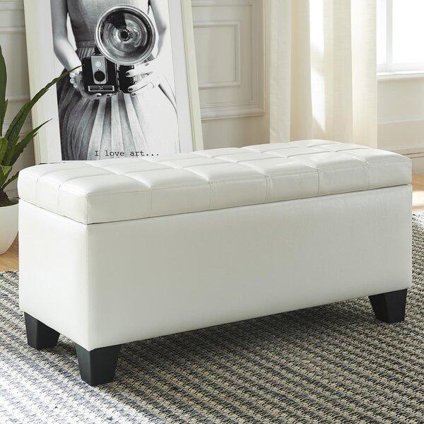 Pina Tufted Storage Ottoman by Ebern Designs Ebern Designs