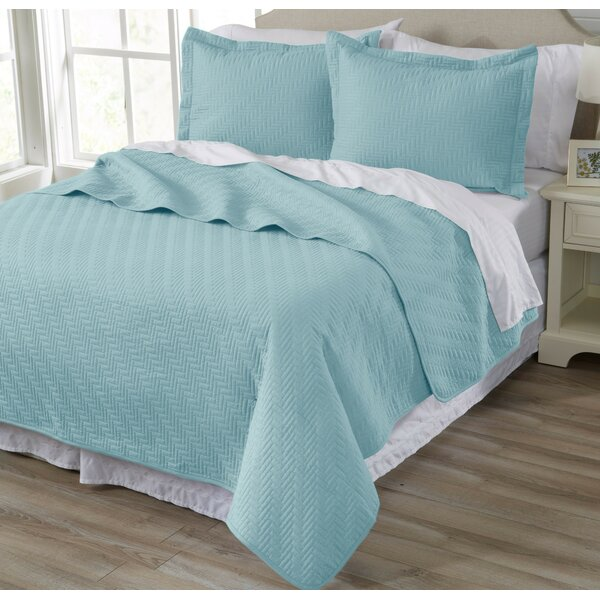 Emerson Quilt Set by Home Fashion Designs