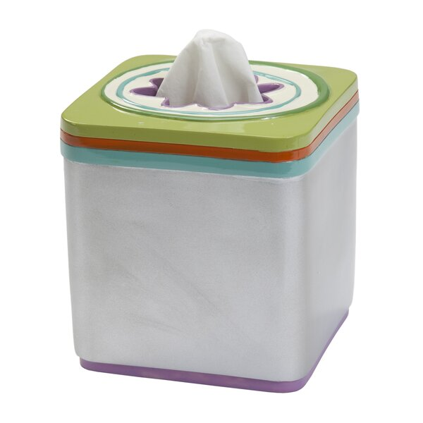 Hepner Tissue Box Cover by Zoomie Kids