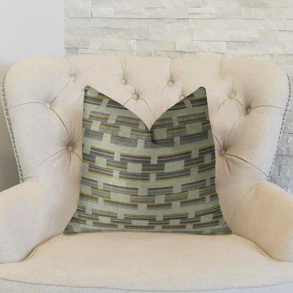 Litfin Handmade Luxury Pillow by Orren Ellis