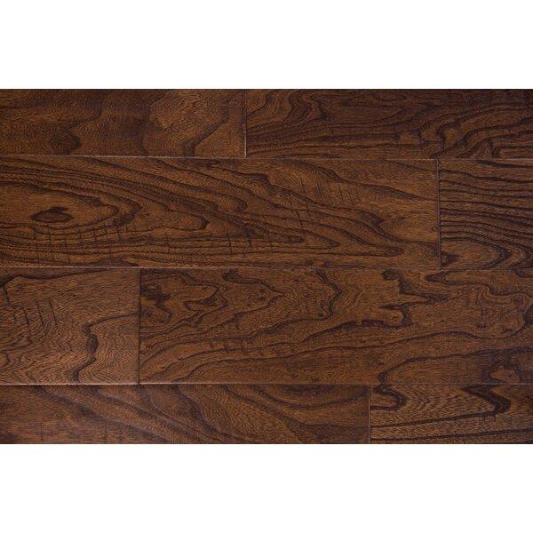 Hanover 5 Engineered Elm Hardwood Flooring in Almond by Branton Flooring Collection