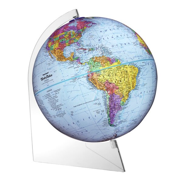 Panorama Political Globe by Replogle Globes