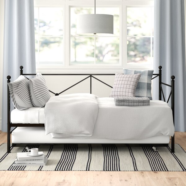 Crafton Twin Daybed with Trundle by Three Posts Three Posts