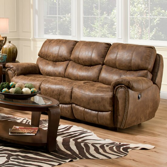 Motion Reclining Sofa Southern Motion Grand Slam 864 61mp
