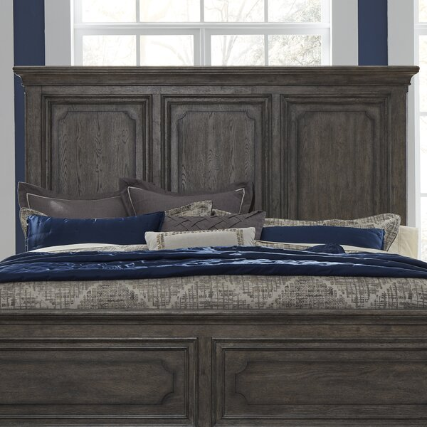 Mcjunkin Panel Headboard by Darby Home Co