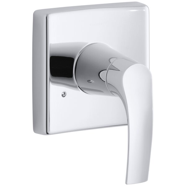 Symbol Valve Trim with Lever Handle for Transfer Valve, Requires Valve by Kohler
