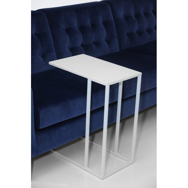 Mono End Table By Orren Ellis Wonderful