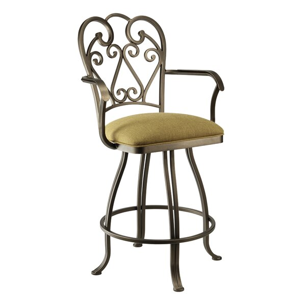 Deal Conscious 〘latest Style〙 Vieira Bar Stool Set Of 2